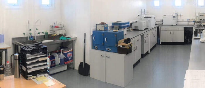 Laboratory Development & Relocation